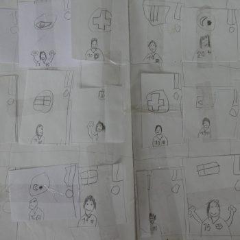 Panini book - WM 2008, 7 years old