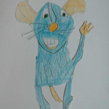 Movie Ratatouille - 6 years old