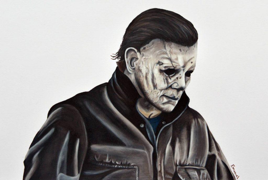 Halloween - drawn by emanuel schweizer