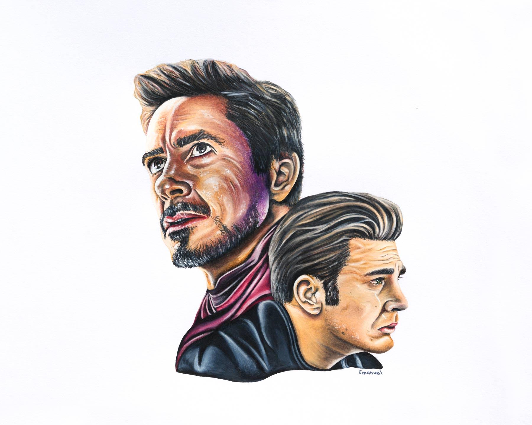 Avengers Endgame by emanuel schweizer