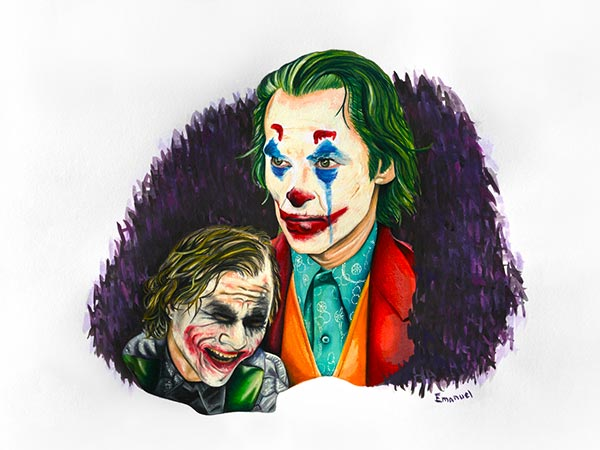Interpretation of Joker, the new film by emanuel schweizer